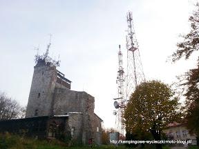 Chełmiec szczyt Gór Wałbrzyskich