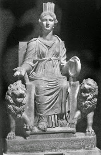 The Great Earth Mother Cybele