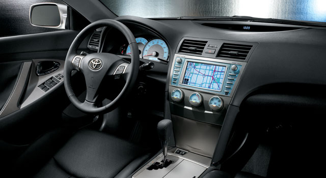 toyota camry 2011 specifications