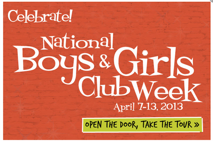 Tour a Local National Boys & Girls Clubs of America Program This Week