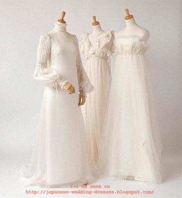 The Best Wedding Dress 2011: Japanese Wedding Dresses Beyond the Kimono