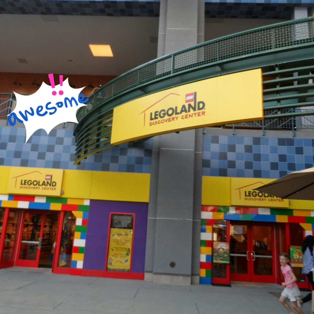 Fun and Laughter at #Legoland Discovery Center in ...