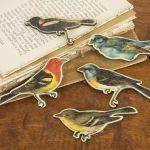 деревянные птички. Prima