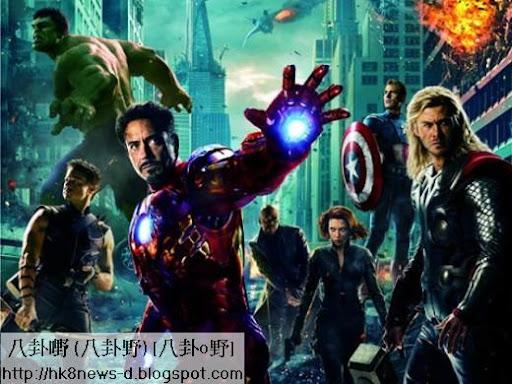 《復仇者聯盟》開票破記錄,上映5天全台破2億3千萬台幣。(圖/公關照)