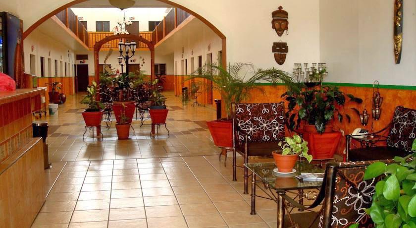 Hotel Cervantino - Tapachula, Mexico