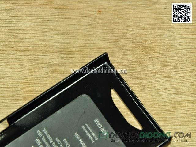 Ốp lưng Oppo Find Way U705 cứng bóng