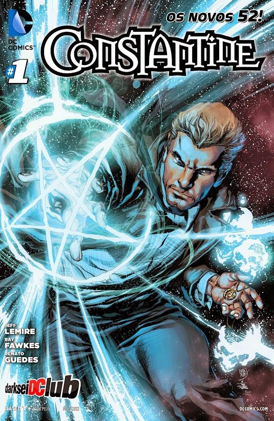 Constantine (Os Novos 52)