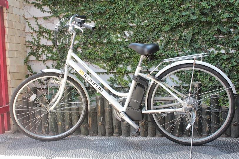Xe đạp Ben - 32