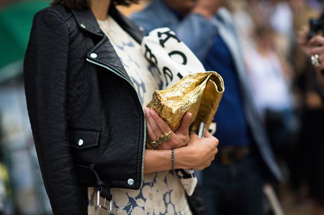 *秀場外的街拍:Copenhagen Fashion week 熱鬧登場! 12
