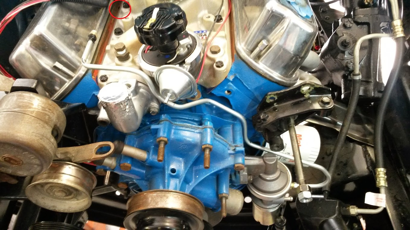 302 Efi To Carb Head Question The Fordification Com Forums