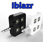 iblazr portable flash Iblazr   Blitz (flash LED) pentru telefoane mobile