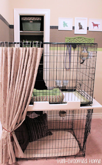 Organizing Pet Supplies Well Groomed Home