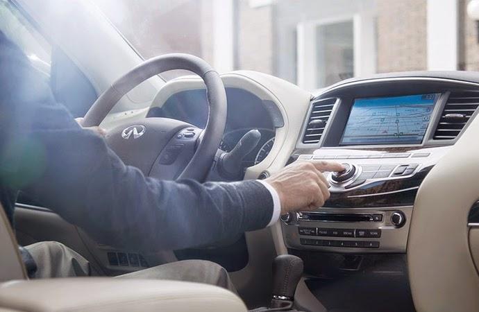 Hình ảnh Ôtô Infiniti QX60 tại Cần Thơ. Cung cấp xe hơi, xe du lịch thương hiệu Infiniti