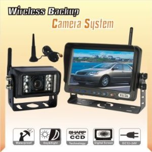Backup Camera System Rear View Backup