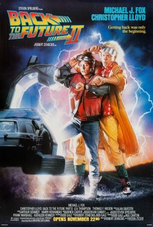 Back to the Future Part II เจาะเวลาหาอดีต ภาค 2 HD [พากย์ไทย]