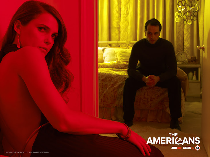 Sex, Lies, and TV: The Americans vs. Homeland