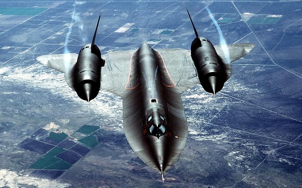 Airskybuster Sr 71 Blackbird Wallpaper 3