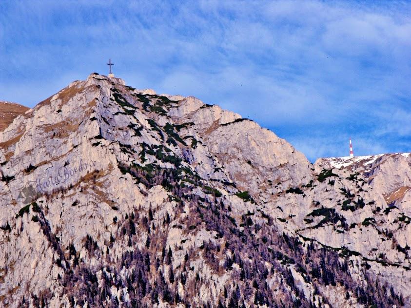 peisaj bucegi vila leonida busteni