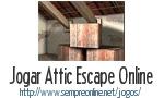 Jogo Attic Escape Online