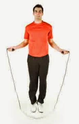 Manfaat Lompat Tali Untuk Kesehtan Tubuh
