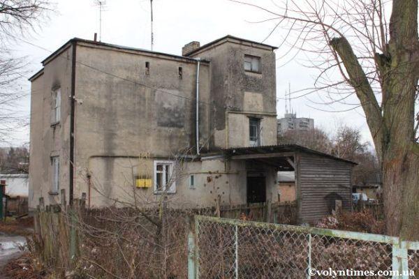 """Будинок в стилі """"конструктивізм"""" на вулиці Івана Франка, 30"""