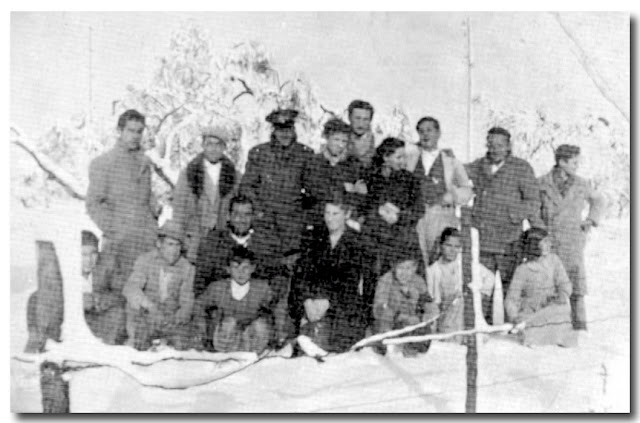 Nevada en Dos Hermanas 3 de febrero de 1954.