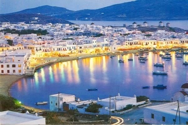Islas griegas: 1400 paraísos