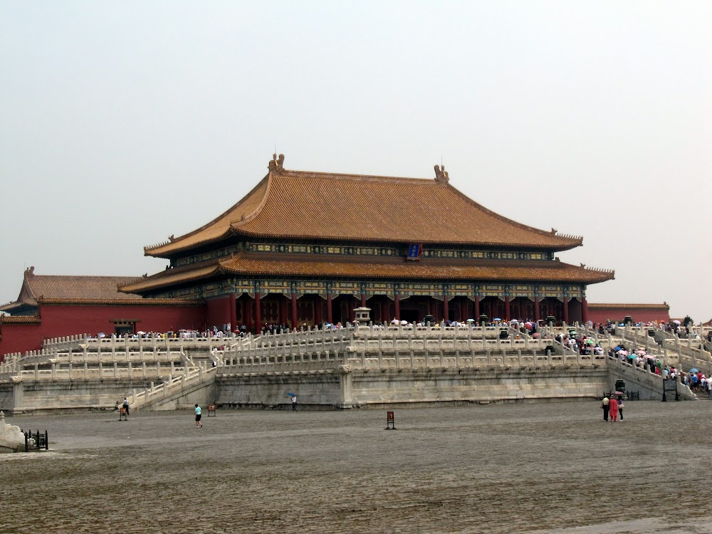Part of the Forbidden City