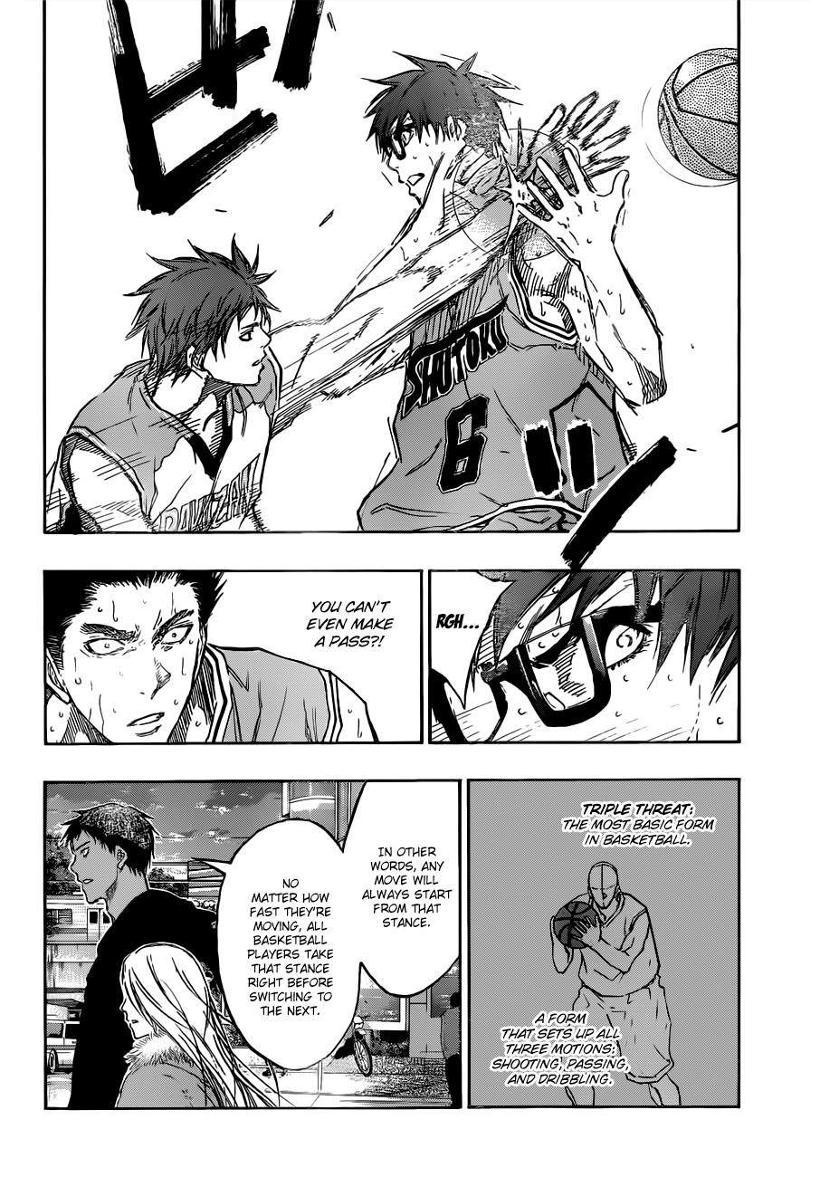Kuroko no Basket Manga Chapter 179 - Image 06