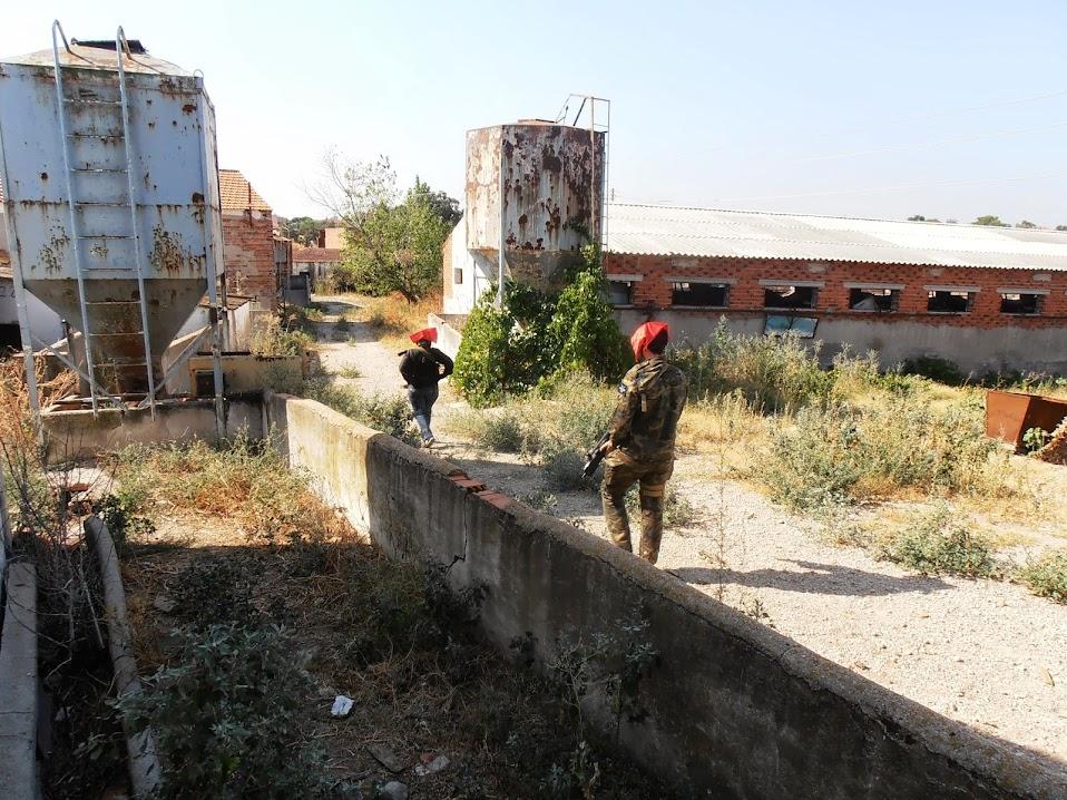 """Fotos de """"Operación Granja"""". 25-08-13. P8250052"""