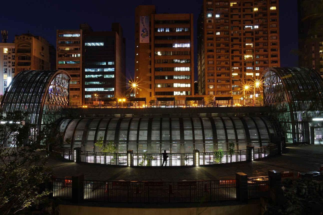 大安森林公園捷運站