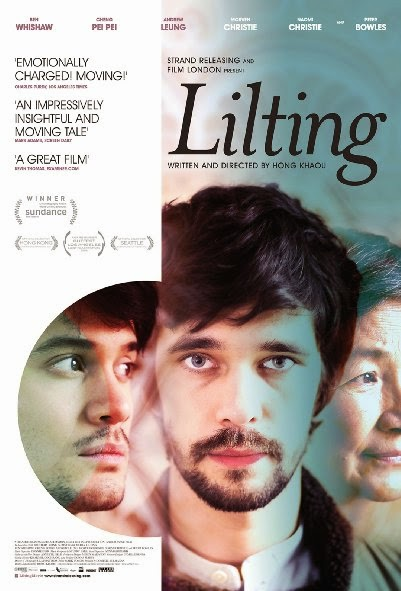Poster Of English Movie Lilting (2014) Free Download Full New Hollywood Movie Watch Online At Alldownloads4u.Com