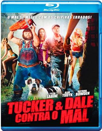 Filme Poster Tucker e Dale Contra o Mal BDRip XviD Dual Audio & RMVB Dublado