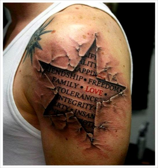 More Than 60 Best Tattoo Designs For Men in 2015