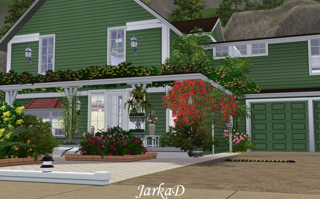 Clothes House Lynette Scavo Desperate Housewives By Jarkad