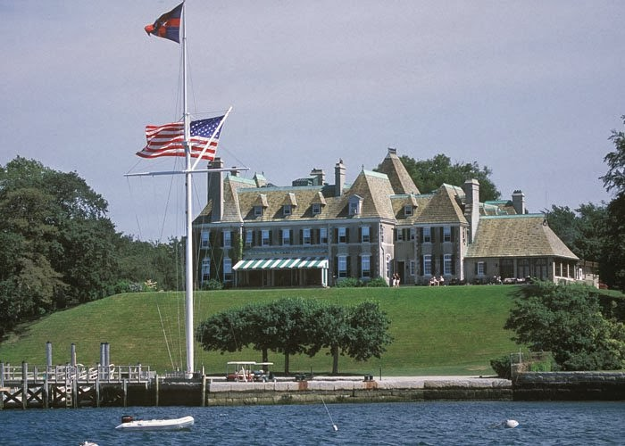 New York Yacht Club- Harbour Court, Newport, RI
