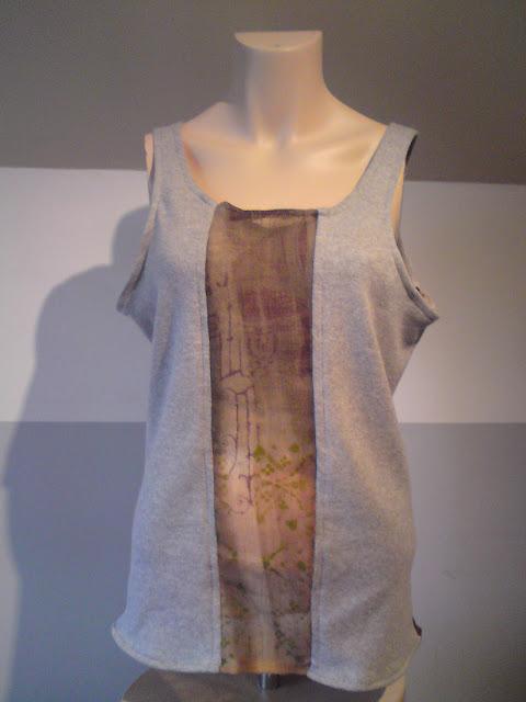 Modedesign: Kollektion 2.Teil - Shirt