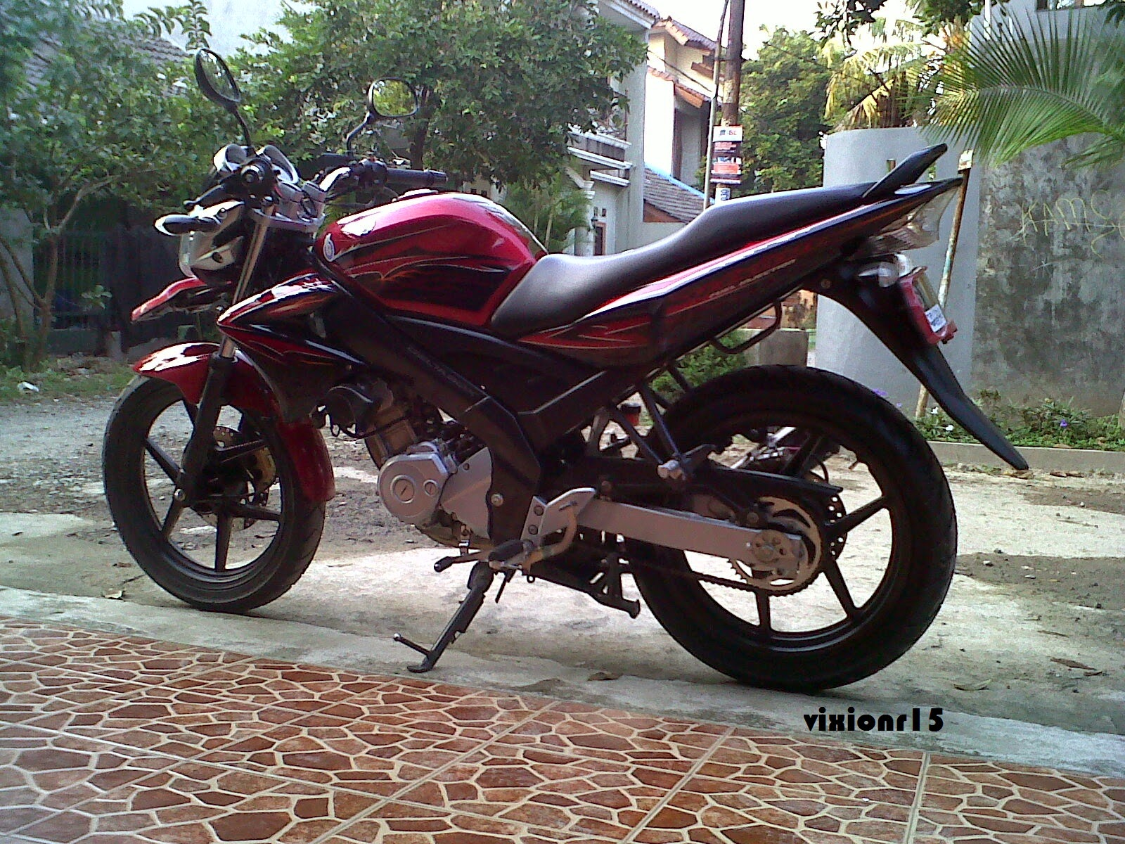 Modifikasi Cb150r Velg Jari