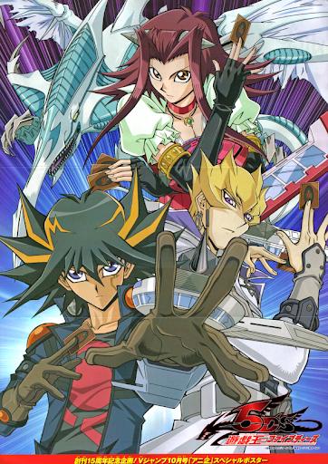 Vua Trò Chơi – Phần 3 - Yu-Gi-Oh! 5D's