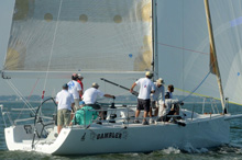 J/122 cruiser-racer sailboat- Gambler for sale