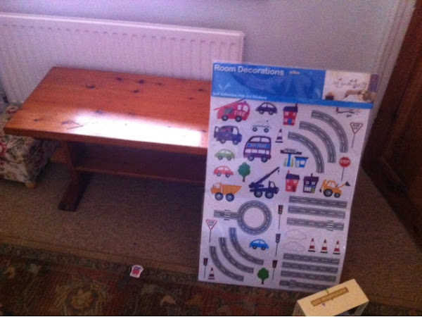 Kiddy breakfast play table