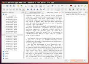 Sigil 0.7.2 su Ubuntu 13.04 Raring