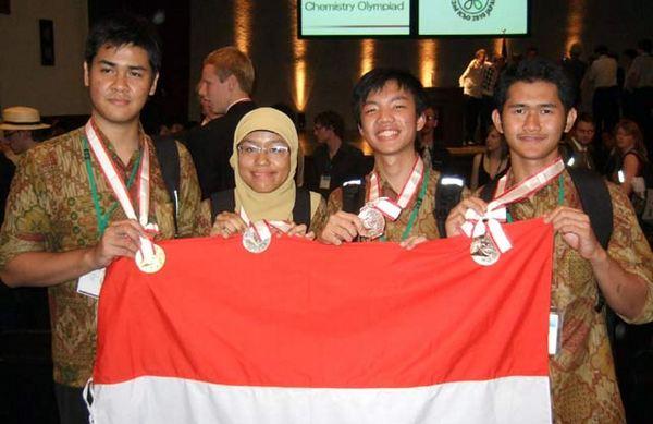 Tim Olimpiade Fisika Indonesia