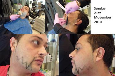 Movember 2010 - Week 3