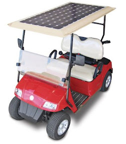 Carritos de Golf Con Paneles Solares