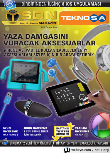 SDN Teknosa Magazin 22