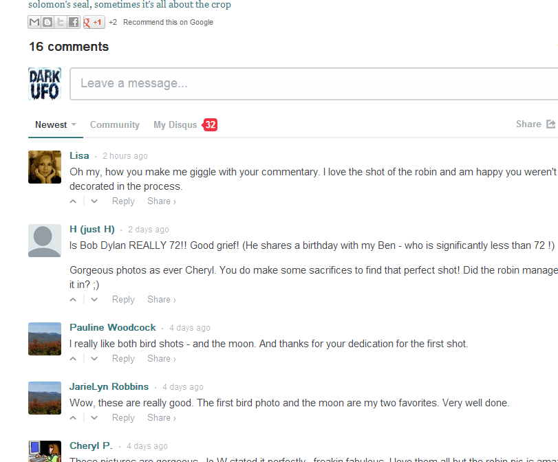 Re: All comments list me (blog author) as the commenter - Blogger Help