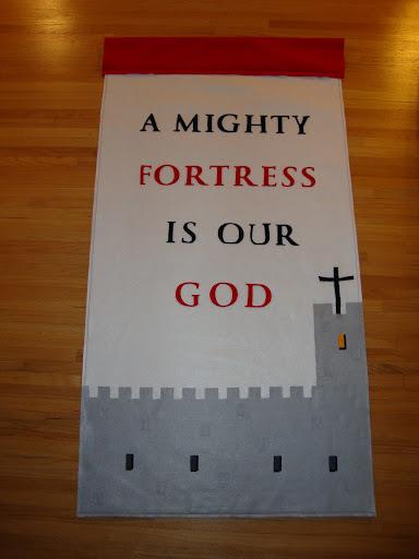 Tanelet's Reformation Banner