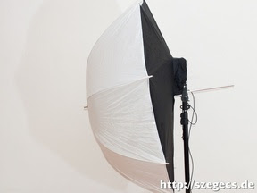Softbox ernyő