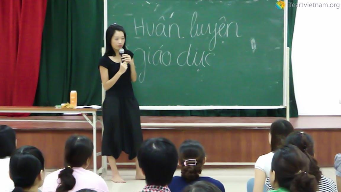 %Life Art Viet Nam Việt Nam Cô giáo mầm non hồn nhiên như trẻ thơ với Life Art